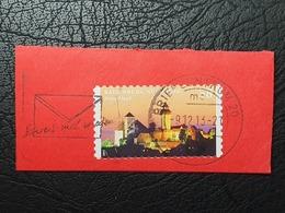 Bund MiNr. 2978 - Auf Briefstück - [7] République Fédérale