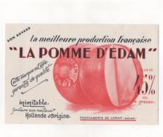 LA POMME D' EDAM - Food