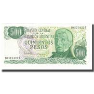 Billet, Argentine, 500 Pesos, KM:292, NEUF - Argentine