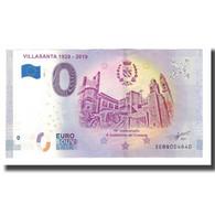 Italie, Billet Touristique - 0 Euro, Italy - Villasanta - 90eme Anniversaire De - Otros