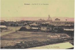 GRENAY - LA CITE N° 11 EN PANORAMA - VERS 1900 - Sonstige Gemeinden