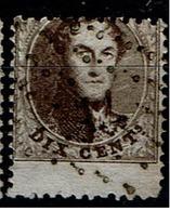 14A  Obl  Cu  Décentrage - 1863-1864 Medallions (13/16)