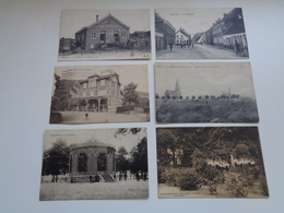 Beau Lot De 20 Cartes Postales De Belgique       Mooi Lot Van 20 Postkaarten Van België   - 20 Scans - Postales