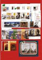 (Ni 5) Vaticano **- 2011 - Annata Completa. 29 Valori + 3 BF. + 1 LIBRETTO .    MNH. - Vatikan