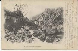 20-60304   -  LA JOLO  , Gorge De Ponte Nuovo 1902 - Unclassified
