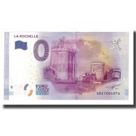 France, Billet Touristique - 0 Euro, 17/ La Rochelle - Port De La Rochelle - Frankrijk