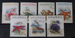 Albanien 1966, Mi 1060-66 MNH Postfrisch - Albanien