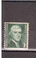 1968 1c THOMAS JEFFERSON - Vereinigte Staaten
