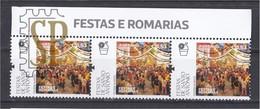 Portugal 2020 Festas E Romarias Santo António Lisboa Festivals Pèlerinages Danse Populaire Marchas - Cultures