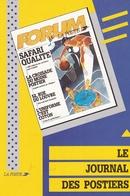 FORUM Le Journal Des Postiers - Publicité
