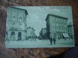 Livorno Livourne Italie Italia Plazza Carlo Alberio - Livorno