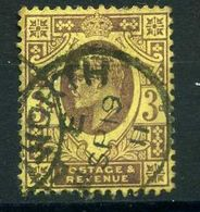GRANDE BRETAGNE ( Poste ) Y&T  N° 111  TIMBRE  BIEN  OBLITERE , A  SAISIR . OO - 1902-1951 (Re)