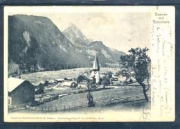 13546 BE - Saanen Mit Rüblihorn - BE Berne