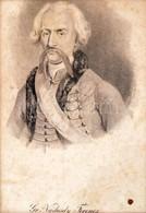 Gróf Nádasdi és Fogarasföldi Nádasdy Ferenc (1708-1783): Császári-királyi Tábornagy (k.k. Feldmarschall), Horvát Bán Lit - Engravings