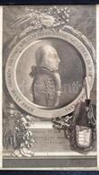 """1796 József Nádor Ifjúkori Arcképe. """"Jósef Antal örökös Királyi Fő-hertzeg Született IX. Mártius 1776"""" Litográfia. Szett - Engravings"""