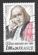 FRANCE 1990A  Claude Bernard Médecin Et Physiologiste  . - Gebruikt