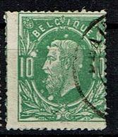30 Obl LCV 23  Nombreuses Coquilles - 1869-1883 Léopold II