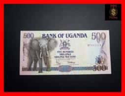 UGANDA 500 Shillings 1991 P. 33 A  RARE UNC - Uganda