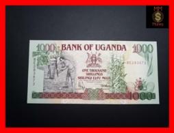 UGANDA 1.000 1000 Shillings 1991 P. 34 A  UNC - Uganda