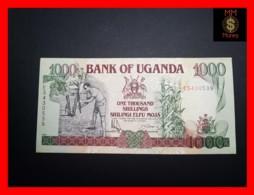 UGANDA 1.000 1000 Shillings 1991 P. 34 B  XF - Uganda