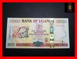 UGANDA 10.000 10000 Shillings 2003 P. 41 B  UNC - Uganda