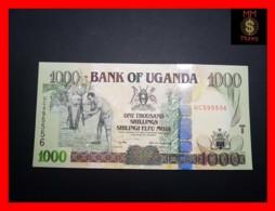 UGANDA 1.000 1000 Shillings 2005 P. 43 A  UNC - Uganda