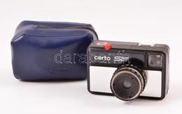 Certo SL110 Fényképezőgép, Saját Tokjában, Jó állapotban - Cameras
