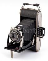 Cca 1935 Agfa Billy Record 6×9-es Fényképezőgép, Anastigmat F/6.3 Objektívvel, Működőképes, Jó állapotban / Vintage Germ - Cameras