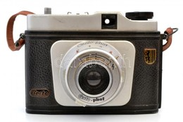 1958 Certo Certo-phot 6x6-os Fényképezőgép, Szép, Működőképes állapotban, Eredeti Tokjában - Cameras