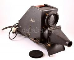 Ernst Leitz Wetzlar Epidiaskop Vp Vetítőgép, Epis 325 Mm F/3,6 Vetítőlencsével, Jó állapotban, Nem Kipróbált, H: 70 Cm / - Cameras