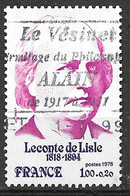 FRANCE 1988 Leconte De Lisle . - Gebruikt