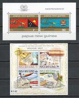 Papúa Nueva Guinea Nº HB-1/2 Nuevo - Papouasie-Nouvelle-Guinée