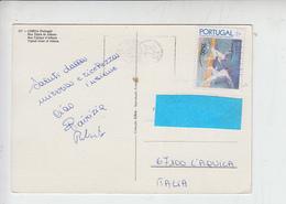 PORTOGALLO 1984 -  Unificato 1614 - Olimpiadi - Scherma - 1910-... République