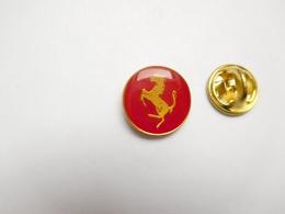 Beau Pin's , Logo Auto Ferrari - Ferrari