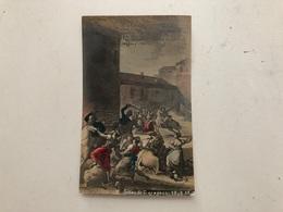 Espagne  ZARAGOZA  SİTİAS DE ZARAGOZA  1808 - 1809 - Zaragoza
