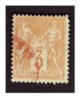 Sage N° 86 Obl . - 1876-1898 Sage (Type II)