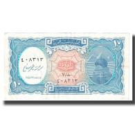 Billet, Égypte, 10 Piastres, L.1940, Undated (1940), KM:189b, TTB - Egypt