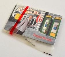 1991 Használatlan Visszahívható Telefonfülke 120 Egységes Telefonkártya, Bontatlan Csomagolásban. - Phonecards