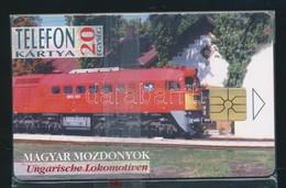 1995 Mozdonyok. Használatlan Telefonkártya, Bontatlan Csomagolásban. Csak 4000 Pld! - Phonecards