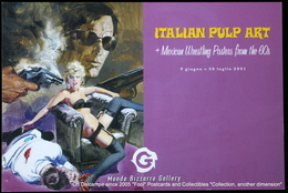 Italian PULP ART Pin-up Femme Sous-vêtements Bas Nylons Jarretelle Revover Women Underwear Nylon Stockings Garter Gun - Pin-Ups