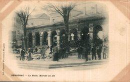 BERGERAC La Halle Marche Au Ble - Bergerac
