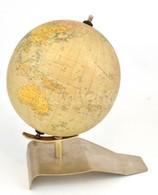 1972 Földgomb Fém Talppal 36 Cm - Maps