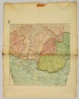 1785 Das Königreich Hungarn. Magyarország A Román Fejedelemségek és A Török Birodalom Térképe. Johann Christoph Rhode; P - Mapas