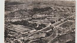Doubs :  SOCHAUX  : Vue Par  Avion , Usine  Peugeot ( Péqui ) Destinée  à  Vibraye , 1951 - Sochaux