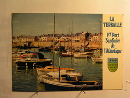 La Turballe - 1er Port Sardinier De L'Atlantique - La Turballe