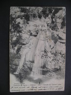 Environs De Signes-Chibron-Cascade Du Torrent Latay 1904 - Signes