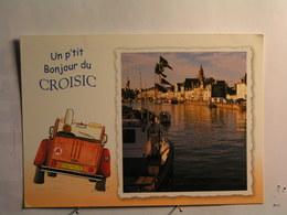 Le Croisic - Les Quais, Le Port De Pêche..... - 2 Cv - Le Croisic