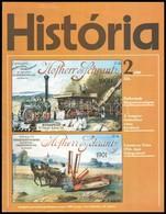 1997-2009 A História Című újság 5 Db Száma - Documentos Antiguos