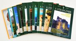 2003-2010 A Földgömb Folyóirat 10 Száma, Közte 3 Tematikus Számmal, Jó állapotban - Documentos Antiguos