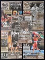 2017-2018 Népsport 5 Száma - Documentos Antiguos